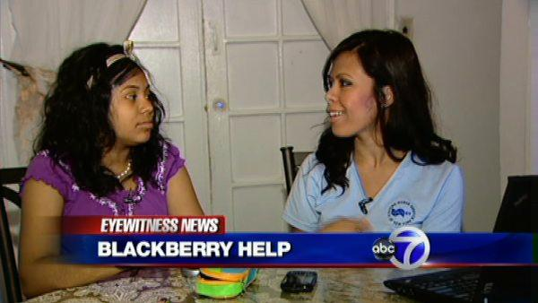 Blackberries for diabetic children