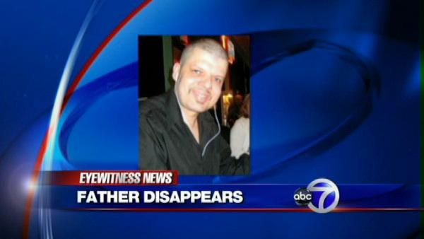 NJ man goes missing in Atlantic City