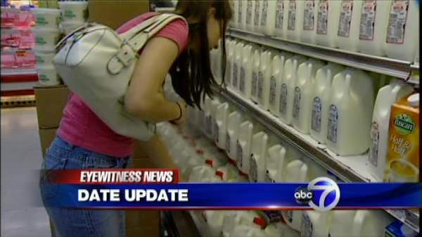New rules possible on milk dates