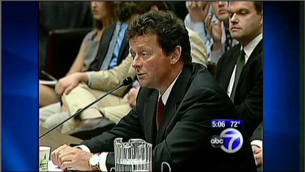 BP Executive Testifies in front of Congress