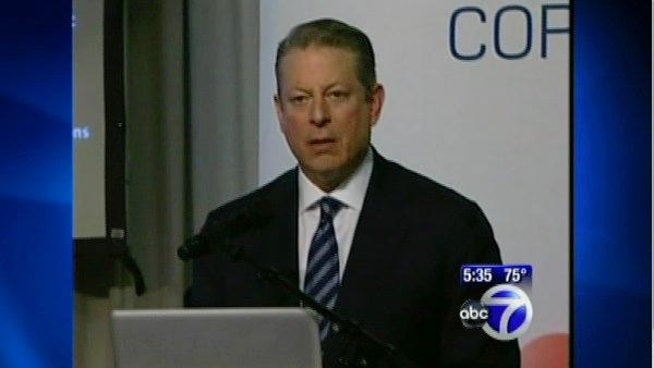 Al Gore sex allegations investigation