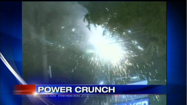 Power outages in Corona, Queens