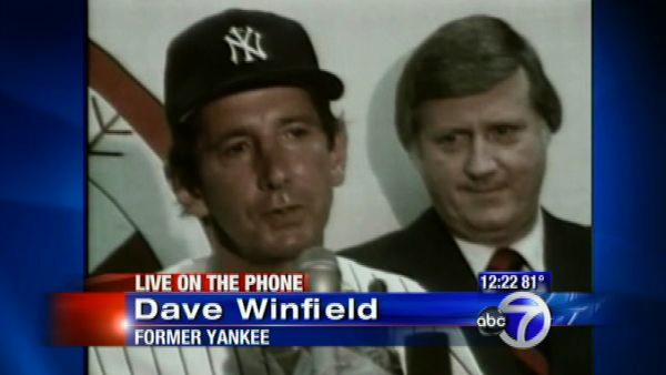 Dave Winfield on passing of George Steinbrenner