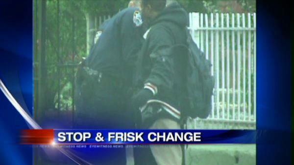 Paterson signs stop-frisk law