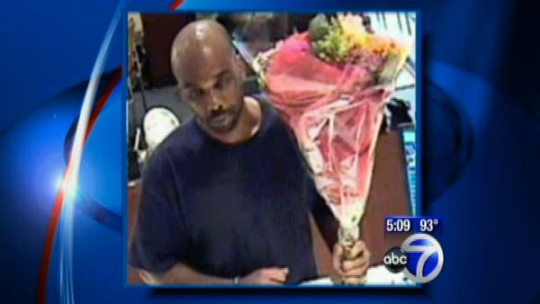 Bouquet Bandit arrested