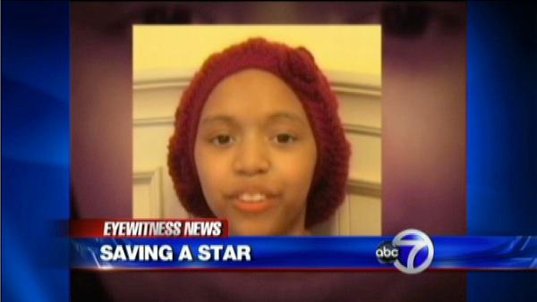Bone marrow search for young Lion King star