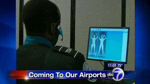 Newark, LaGuardia, JFK get full body scanners