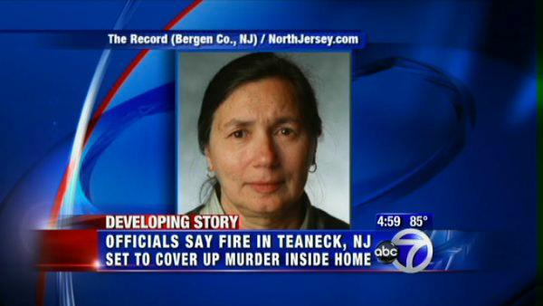 Deadly fire in Teaneck
