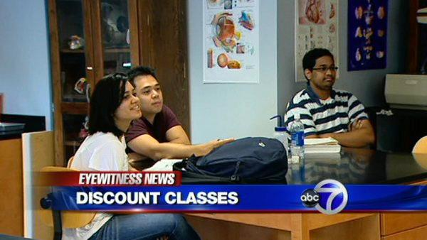 Some universities offer discounts on summer classes