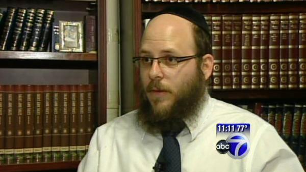 Rabbi not allowed to serve in army with beard