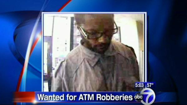 NYPD searches for ATM bandits