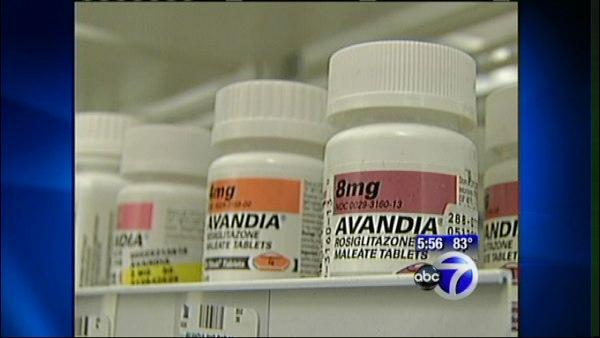 Avandia causes problems for diabetics