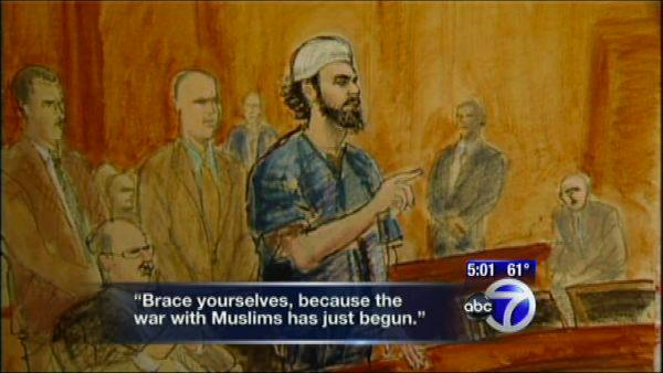 Times Square bomber sentenced to life in prision