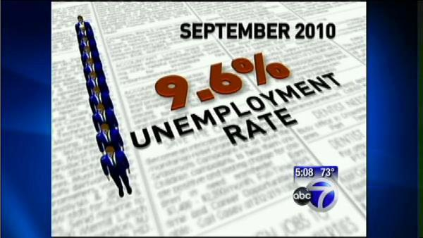 Unemployment holding steady in jobs report