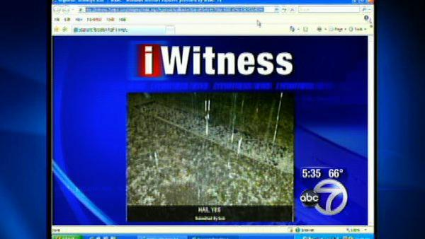 How to send us videos and photos through 'iWitness'
