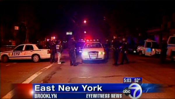 Cop recovering after wild shootout in Brooklyn