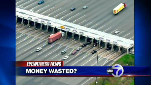 Audit shows excessive perks for NJ Turnpike