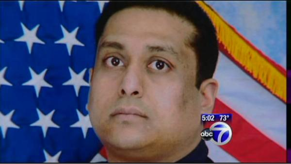 NJ Police officer dies in Teaneck car crash