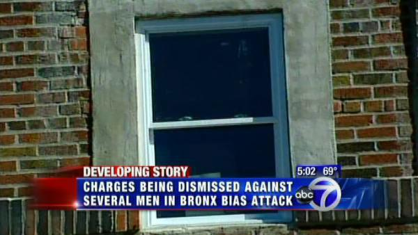 Guilty pleas in Bronx anti-gay attack