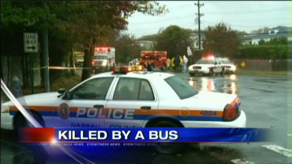 Woman fatally struck by school bus in Atlantic Beach