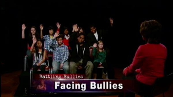 Student roundtable on bullying