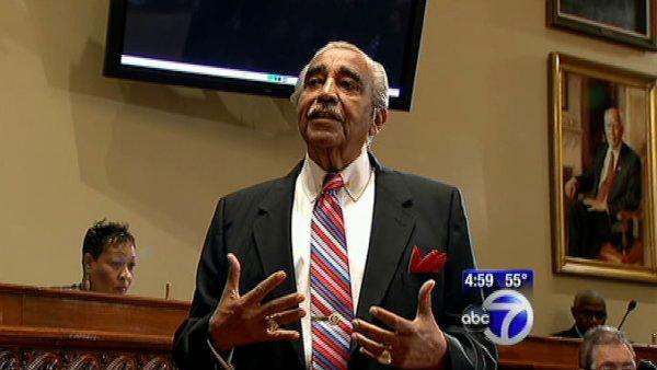 House ethics panel says Rep. Rangel violated rules