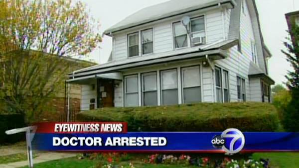 Doctor arrested for illegally giving out painkillers