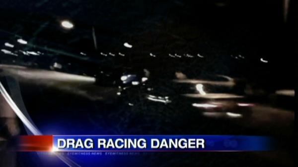 Drag racing problem in Queens neighborhood