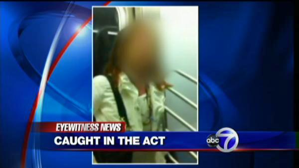 Subway assault victim goes off on suspect