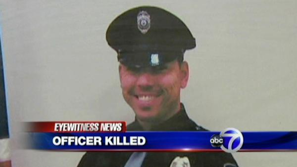 Off duty officer killed