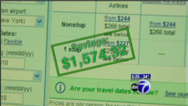 7 On Your Side: Holiday travel deals