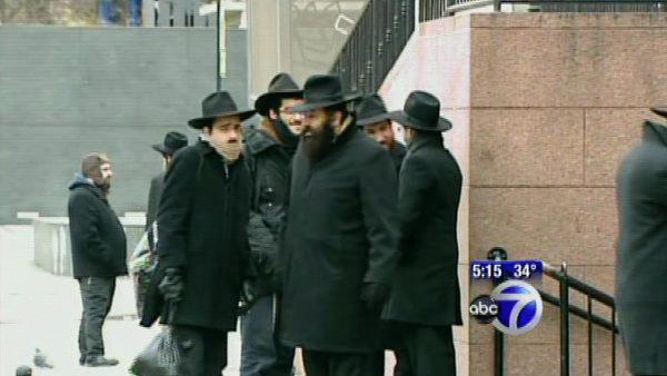 Orthodox rabbis issue gag order