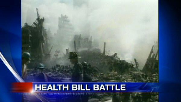 Senators have war of words on 9/11 Health Bill