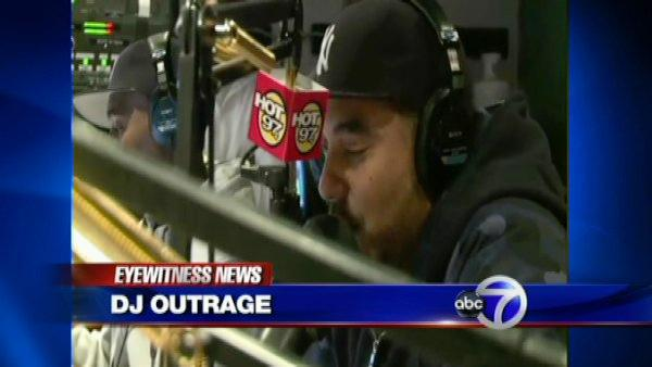 Hot 97 DJ controversy over Haitian HIV remarks