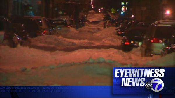 Many Bronx streets remain unplowed