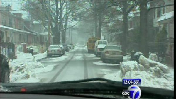 Brooklyn neighborhoods ready for more snow
