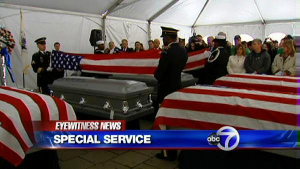20 unclaimed veterans buried on LI with full honors