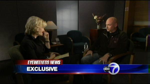 Diane Sawyer interviews Giffords' husband