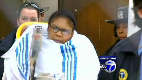 Female inmate released for heart transplant
