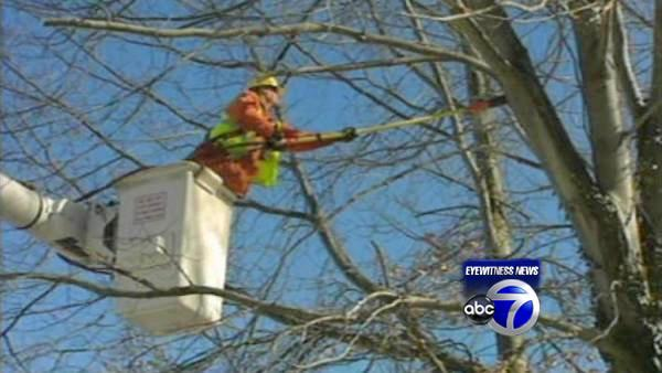 Utility companies prepare for another storm