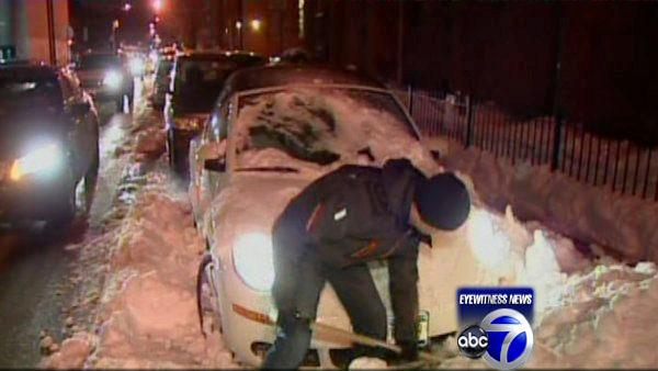 Hoboken: No parking on 11th Street for snow removal