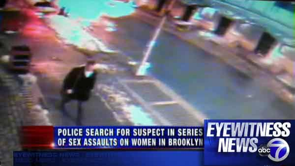 Search intensifies for sex assault suspect