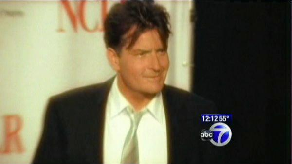 Charlie Sheen's show is pulled after rant