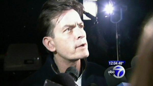 Charlie Sheen's twins removed from home