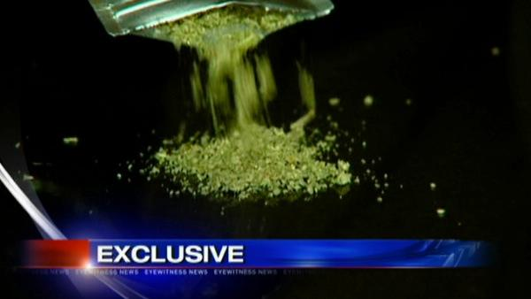 Banned synthetic marijuana still for sale