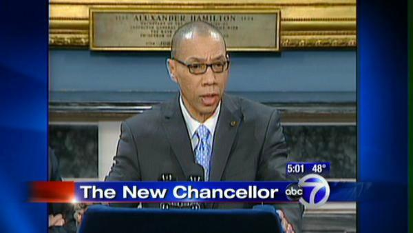 Dennis Walcott to become NYC Schools Chancellor