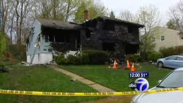 NJ fire claims four lives