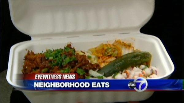 Keep you eyes out for the Kimchi Taco Truck