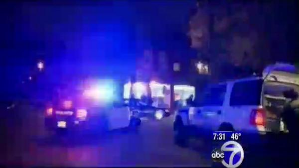 Deadly liquor store shooting