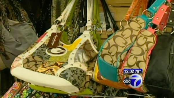 Tougher laws for the purchase of counterfeit products